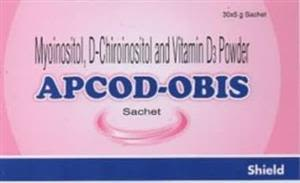 Apcod Obis Sachet