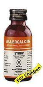 Allercalcin Syrup 50 ml