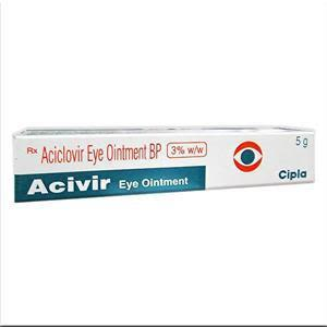 Acivir Eye Ointment