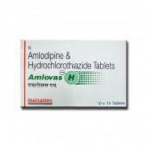 Amlovas H Tablet