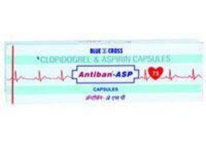 Antiban ASP 75 mg