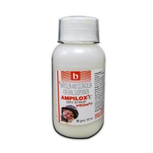 Ampilox C Dry Syrup 30 ml