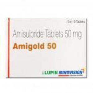 Amigold 50 mg Tablet