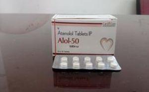 Alol 50 mg Tablet