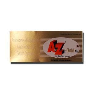 A TO Z NS Gold Tablet