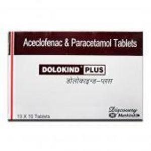 Dolokind Plus Tablet
