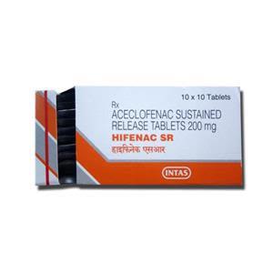 Hifenac SR Tablet