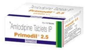 Primodil 2.5 mg Tablet
