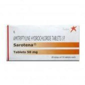 Sarotena 50 mg Tablet