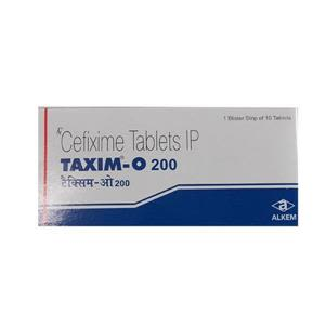 Taxim O 200 mg Tablet