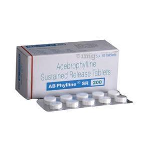 AB Phylline SR 200 mg Tablet