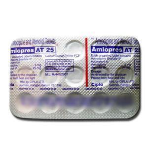 Amlopres AT 25 mg Tablet