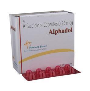 Alphadol 0.25 mg Tablet