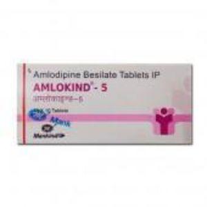 Amlokind 5 mg Tablet