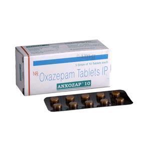 Anxozap 10 mg Tablet