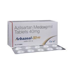 Arbazeal ES 40 mg Tablet