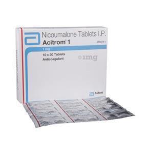Acitrom 1 mg Tablet