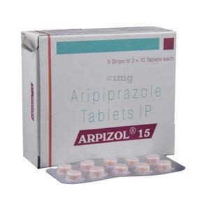 Arpizol 15 mg Tablet