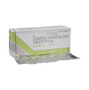 Alzil 5 mg Tablet
