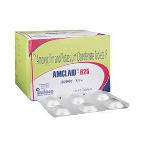 Amclaid 625 mg Tablet