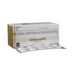 Amlozaar H Tablet