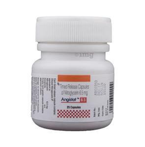 Angistat 6.5 mg Tablet Container