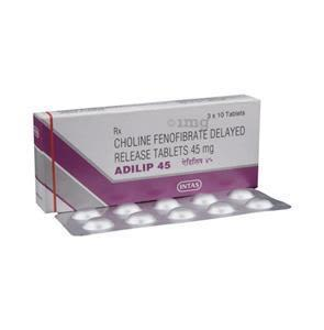Adilip 45 mg Tablet