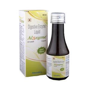 Al5zyme Syrup 100 ml