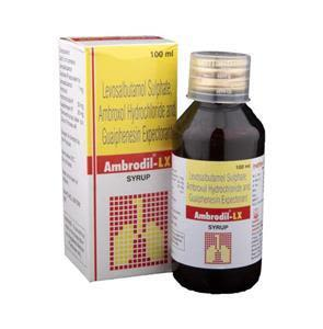 Ambrodil LX Syrup 100 ml