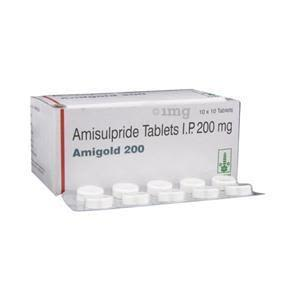 Amigold 200 mg Tablet