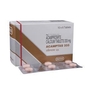 Acamptas 333 mg Tablet