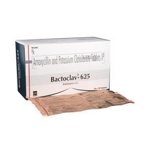 Bactoclav 625 mg Tablet
