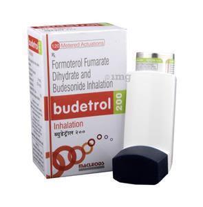 Budetrol 200 mg Inhaler