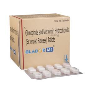 Glador M1 mg Tablet