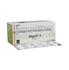 Hipril A Tablet