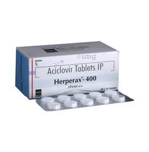 Herperax 400 mg Tablet