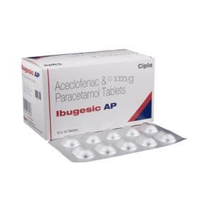 Ibugesic AP Tablet