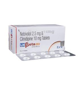 Lnbeta 2.5 mg Tablet