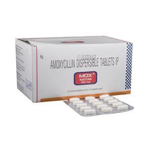 Mox Kidtab 250 mg Tablet