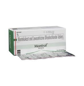 Montral Tablet