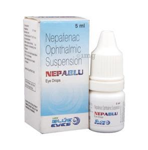 Nepablu 5 ml Eye Drops
