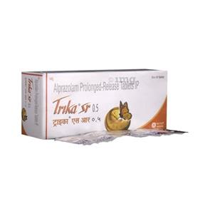 Trika SR 0.5 mg Tablet