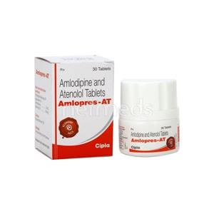 Amlopres AT 50 mg Tablet 30's Container