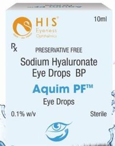 Aquim PF Eye Drops 10 ml