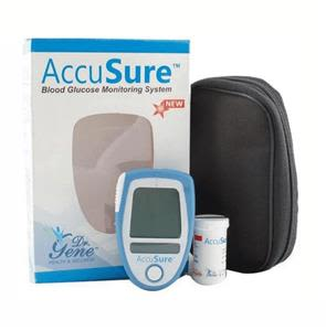Accusure Gluco Strips 2*50S