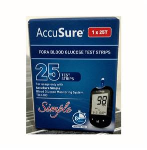 Accusure Simple Strip 25S