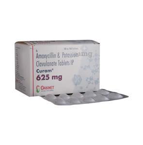 Curam 625 mg Tablet