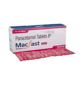 Macfast 500 mg Tablet