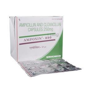 Ampoxin 250 mg Capsule
