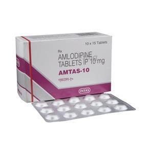 Amtas 10 mg Tablet
